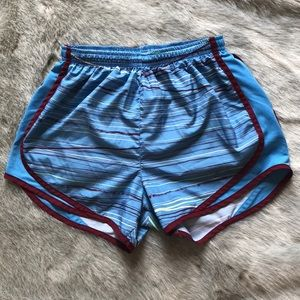 Nike Shorts with Stripes